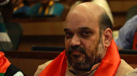 Amit Shah, 50, scripted history by becoming the youngest president of the party in which veterans have called the shots since its inception.