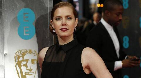 Amy Adams has worked with Hoffman in 2012's 'The Master' and 2008's 'Doubt'. For both films, they received Academy Award nominations. (Reuters)
