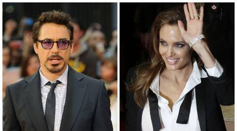 Production on 'Gravity' had not started by the time Angelina Jolie and Robert Downey Jr changed their minds. (Reuters)