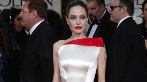 "Angelina Jolie is said to be ""very proud"" of her new culinary skill. (Reuters)"