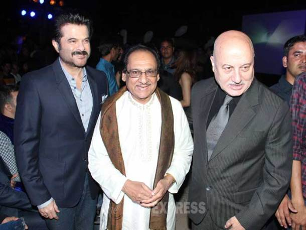 Anil Kapoor, Jackie Shroff join Meera Chopra and the 'Gang of Ghosts'