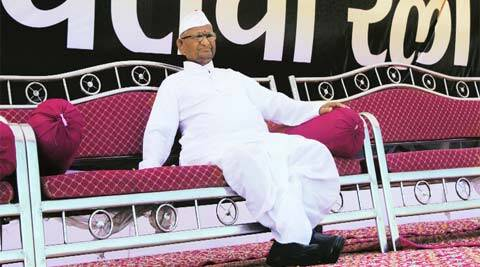 Anna Hazare will have a meeting with TMC chief Mamta Banerjee in Delhi on February 18.