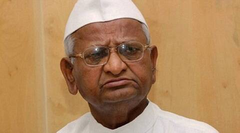 Hazare had asked Trinamool to file an affidavit agreeing to incorporate the points in its manifesto. (PTI)