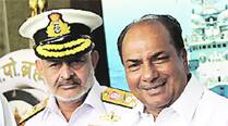 DK Joshi, an officer par excellence, said Antony.
