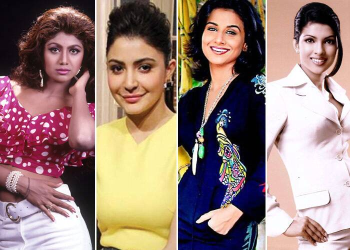 Being a celebrity comes with its own set of pros and cons, especially for the actresses who are constantly under the scanner about their looks and dress sense. Many of them enter the film industry as simple girls, young girls, however due to constant pressure to keep up with their contemporaries, a number of female stars undergo changes with regards to their looks and style, sometimes for the better and sometimes it doesn't seem to work out well. Here's a look at Top 10 Bollywood makeovers – both good and bad.
