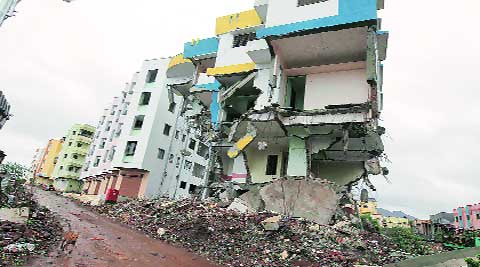 The last demolition drive in Katraj was in 2011.File
