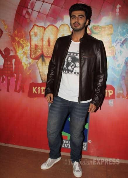 Arjun, Priyanka, Ranveer boogie woogie for 'Gunday'