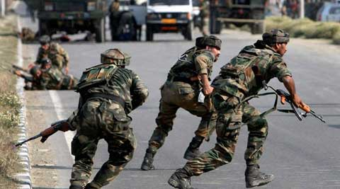 Army on Monday had claimed to kill seven militants in Kupwara district. (File Photo - PTI)