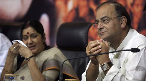 Arun Jaitley says that the Third Front is a failed idea and that the country shouldn't waste time on that idea.
