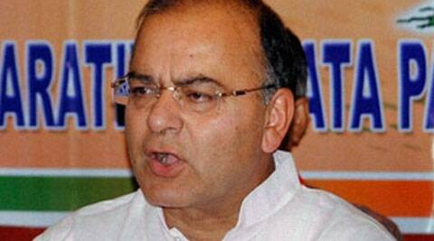 """The nightmare is finally over. The worst ever state government that Delhi has ever witnessed has resigned...Thank God, the nightmare is over,"" Jaitley wrote on his website. (PTI)"