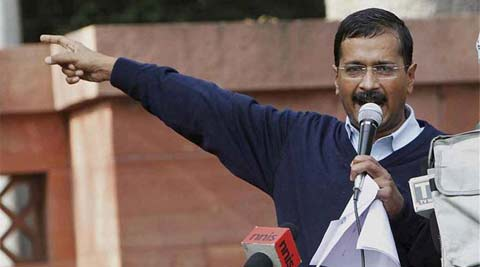 "Kejriwal sidestepped a question about whether he would fight against the BJP's prime ministerial nominee Narendra Modi in the Lok Sabha elections while other AAP leaders targeted the ""communal"" politics of the Gujarat chief minister. PTI"