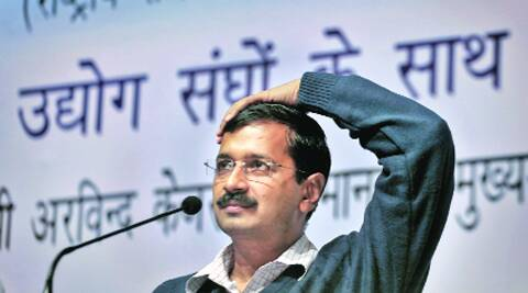 Ours is a decisive battle. Corruption percolates from above and we will take action against top leaders, said  Arvind Kejriwal, Delhi CM
