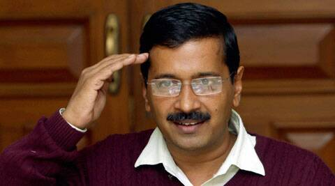 Kejriwal stepped down as Delhi Chief Minister on Friday after he was prevented from tabling his dream Janlokpal bill in the Assembly.