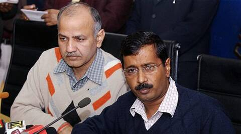 Arvind Kejriwal said what happened in the Assembly was not democracy. (PTI)