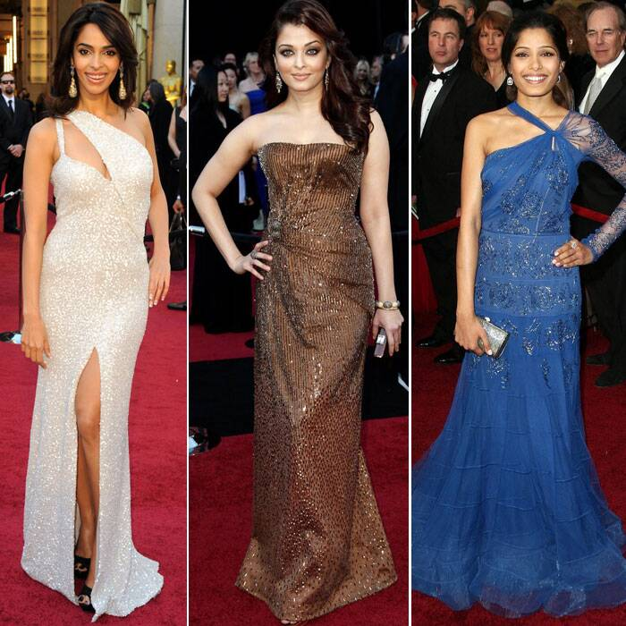 Popular Bollywood celebrities such as Aishwarya Rai Bachchan, Anil Kapoor, Mallika Sherawat, Anupam Kher among others have time and again made India proud at various global award functions and the annual Academy Awards is no exception. As Oscars 2014 fast approaches we go down  memory lane to see when India shined at Oscars!