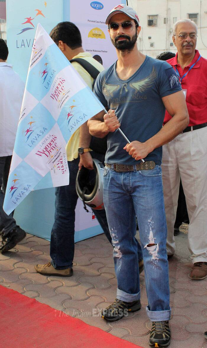 Actor Ashmit Patel, who was last seen in Salman Khan's Jai Ho', was cool in casuals. (Photo: Varinder Chawla)
