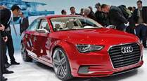 At Auto Expo 2014, Audi unveiled what it calls the 'next big Audi'. (AP)
