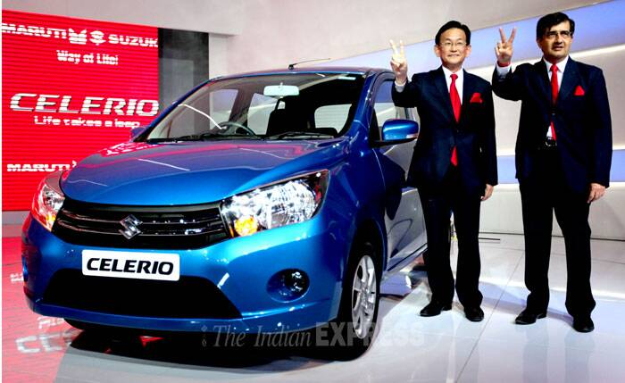 New models unveiled on Day 2 of Auto Expo 2014