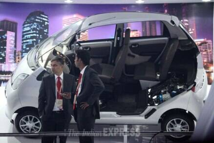 New models unveiled on Day 1 of Auto Expo 2014