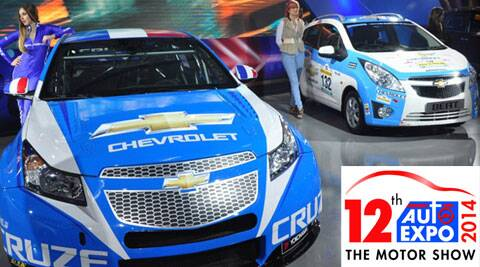 The 12th edition of the Auto Expo 2014 will be held from February 7-11.