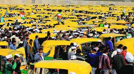 Delhi: Your auto, taxi fares could go up next month