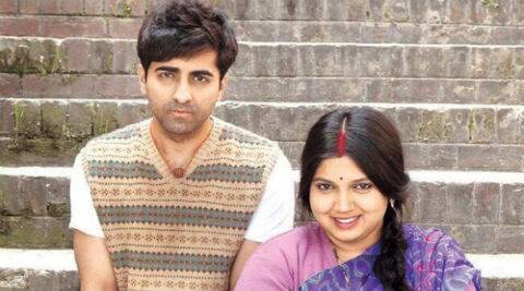 Bhumi and Ayushmann will play a middle-class married couple in 'Dum Laga Ke Haisha'.
