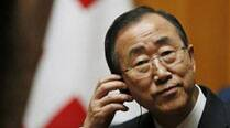 'No military solution' to Ukraine crisis, UN chief warns