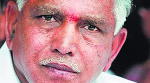 The BJP hopes to woo the influential Lingayat community by fielding Yeddyurappa.