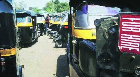The BBMP announced it would be providing Rs 6,000 to 20,000 auto rickshaws to upgrade to the GPS mode.