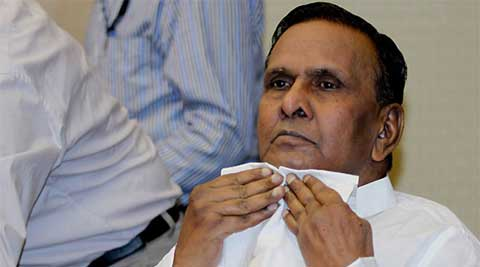 Beni Prasad Verma, recently attracted the opposition ire for distributing gifts to journalists in a steel council meet. (PTI)