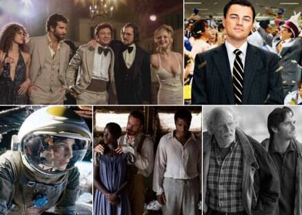Oscars 2014 Nominations