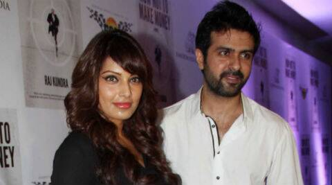 Bipasha brought in the New year with Harman in Goa. (Photo: Varinder Chawla)