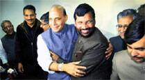 BJP gets its first new ally as Ram Vilas Paswan returns to NDAfold