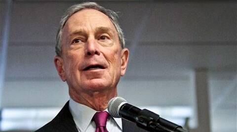 In 2007, Bloomberg had addressed the UN Framework Convention on Climate Change in Indonesia. (AP)