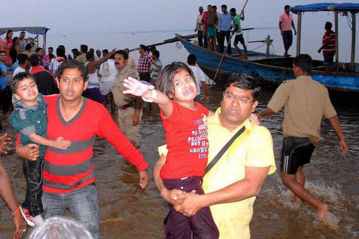 At least 24 persons, including five women and two children, drowned and nine others were missing after a boat carrying over 90 persons capsized on the Hirakud reservoir in Odisha's Sambalpur district, official said on Sunday (February 9). (PTI)