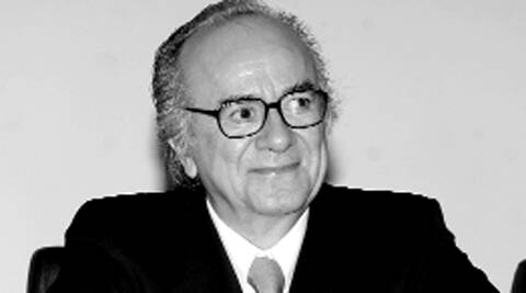 Boaventura De Sousa Santos, Professor of economics. Express photos