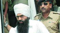 Bhullar was convicted of triggering a bomb blast in Delhi in 1993 and killing nine people.