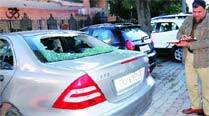 6 cars vandalised, CCTV footage shows trio on bikes behindcrime