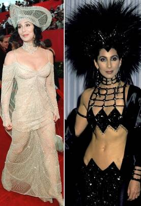 The worst dressed ever at Oscars