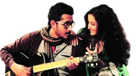 Parambrato Chatterjee and Raima Sen in  Chhayamanush....