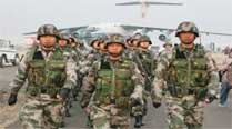 China seeks greater military cooperation withPakistan