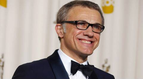 Christoph Waltz received his first in 2009 for his supporting role in 'Inglourious Basterds'. (Reuters)