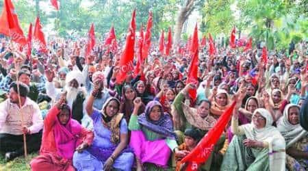 strike. trade union strike, strike news, CITU, BMS, INTUC, AITUC, Hind Mazdoor Sabha, AIUTUC, TUCC, SEWA, AICCTU, UTUC, LPF , business news