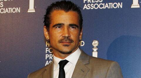 Fatherhood was one of the main reasons Colin Farrell checked into rehab for drug and alcohol abuse in 2005. (Reuters)