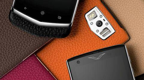 Vertu Constellation runs Android 4.2 Jelly Bean on a  Qualcomm Snapdragon dual-core 1.7 GHz processor