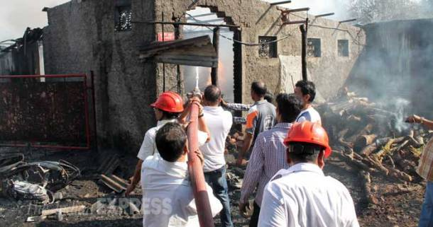 Six killed in fireworks factory blast in Maharashtra