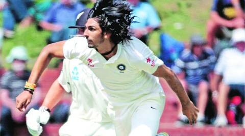 In successive Test matches, Ishant Sharma has taken a six-wicket haul, crushing the spine of the Kiwi batting order. His figures of 6/51 on Thursday were his career's best. (Reuters)