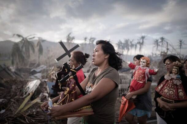 The best of World Press Photo Awards 2013
