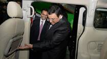 When Tata Group Chairman Cyrus Mistry visited Leylandstall