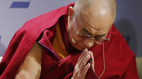 China expressed strong resentment when the US hosted the Dalai Lama at the White House. (AP)